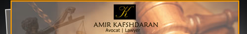 Amir Kafshdaran Law - Amir Kafshdaran Law - boutique law firm Montreal